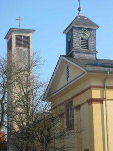 Katholische Pfarrkirche St. Bartholomäus in Frankfurt-Zeilsheim