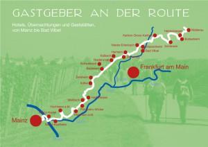 Von Mainz bis Bad Vilbel