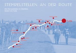 Von Ortenberg bis Fulda
