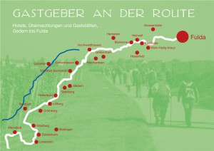 Von Gedern bis Fulda