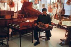 Musikinstrumentemuseum Lißberg