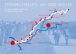 Von Mainz bis Schöneck